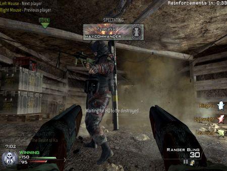Akimbo Shotguns – Call of Duty Modern Warfare 2 Multiplayer   James