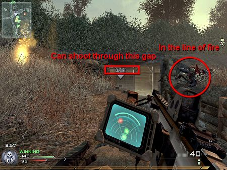 Attack Carefully Cod Mw2 Multiplayer James Carlson S