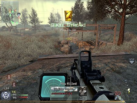 Wasteland Map Tip Top Of Bunker Cod Mw2 Multiplayer